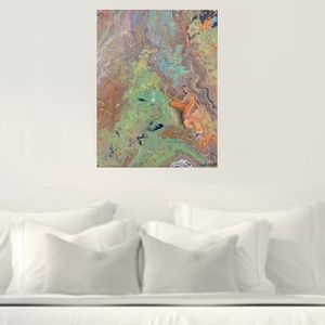 "Herbicholot Original Painting 16x20"" Oil/Canvas"